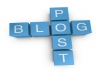 Write Reviews, Articles, Advertorial, Sponsored Blog Post
