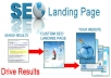  give You 92 High Quality CPA Landing Pages Squeeze Pages Multiple Styles and Layouts Instantly Within 24 Hours