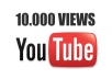 give you 10.000 youtube views