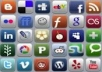 sell a 2800+ social bookmarking websites list