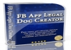 give Facebook App Leagal Document Creator