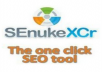#  create High Quality | Multi Tier | Google Friendly | Contextual Backlinks on High PR Authority sites using SEnuke XCr  #