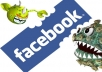send 65 guaranteed permanent facebooks fans/likes US or facebook fans without admin access to your fanpage within 7 hours