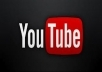 give you 35,000 YOUTUBE VIEWS +30COMMENTS+100LIKES TO ANY VIDEO