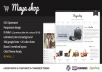 give you MayaShop Woocommerce Theme