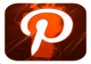 Get you 222+ Pinterest followers,100% real & active, only