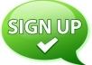 provide you 30 unique sign ups under your refferal link with USA/UK/CANDA ip and usa names