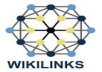 give you  35.000+ Wiki Links