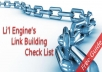 $ create 75 PR3 to PR8 seo LlNKWHEEL and 2000 social bookmarking backlinks very fast no admin needed in 24 hours $