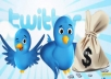 7,000+ bonus Real looking [FULL PROFILE]twitter followers
