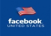 add 1500 USA High Quality Active Facebook Likes to your Page