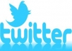 increase 14000 Plus REAL looking Twitter Followers To Any Twitter Account No Unfollows No Eggs