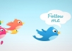 give you 45000 Real Looking Twitter Followers Express To Your Account in 24hours