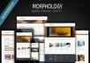 [Themeforest]Morphology - Responsive Joomla Business Template