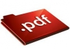 pdf backlink to dominate google serp's