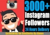 GIVE YOU 5000 REAL LOOKING INSTAGRAM FOLLOWERS ONLY