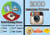 deliver 2000 followers to your instagram profile in LESS than 24 hours