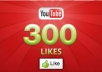 give you 300+++ plus You Tube ' likes or subscribers' with in 24 hours_...
