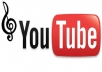 Provide you 1000+ high retention youtube views + 50 likes within 3 days