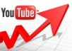 give you guaranteed 10000 safe human youtube views to your video