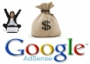Send you 1,500 REAL adsense safe traffic and 10 adsense safe clicks for