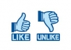 provide you 85+ Real Genuine facebook like in your 2 fan page