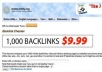 give you BACKLINKS 3000 Live Comments Links, Will Boost Your Website to No 1 Google and Boost Your Traffic Sales for