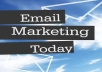 send 2500000 emails about your link, message, Ads in a day for $5