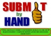 MANUALLY Submit Your Website Or Blog To The Top 20 Search Engines And Also Create 500 Permanent Backlinks+Ping+Full Reports