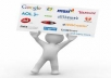 submit your Online Flyer manually to Top 50 Search Engines and to 10K other Search Engines &amp; Directories with proof