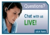 be live chat agent for your company in 3 days