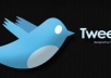 Give you 5000++ Twitter Followers,100% real & active user