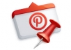 give you 125+ Pinterest Followers only