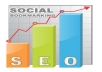 submit your website to 850 High Quality Social Bookmarks