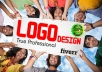 professionally make a logo design of ultimate professional logo design for you with in the given time in a superv way