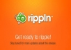  give you a FREE rippln invite code