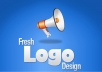 create 3 professional logo designs as per your requirement within 24 hours