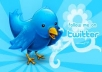 increase 14444 Plus REAL looking Twitter Followers To Any Twitter Account No Unfollows No Eggs