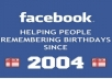 give 20 Facebook share post, photo, link 20 times by 20 different account with profile Australian Melbourne based within 5 hours