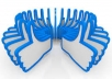 get 1400++ USA Guaranteed Facebook fans and likes, no admin access needed in 18hours ^_^
