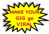 Make your SEOClerks Gig GO VIRAL by Embedding your Affiliate Link & Coupons into our Social Media Sharing Tool