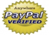tell you a genuine method for how to create a verify PayPal account worldwide