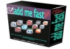 Addmefast Facebook Like,Facebook Subs,Facebook Post Like,Youtube Like,Twitter Followers and Youtube Imacros script