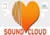 add additional 5000 plays to your soundcloud track or mixtape for