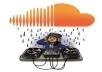 follow you on Soundcloud and Comment on 20 of your Songs for