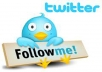 provide you  100   plus real Twitter &quot; followers&quot; with in  24  hours ..