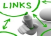 provide 30 do follow instant outbound backlinks with immediate submission for Google crawling