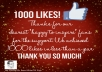 add 1000+ USA quality likes to your facebook fanpage in less than 18 hours