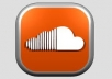 GIVE YOU 300+ SOUNDCLOUD FOLLOWERS 100% REAL AND MANUALLY ONLY