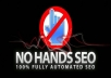 give NO HAND SEO(best seo software)